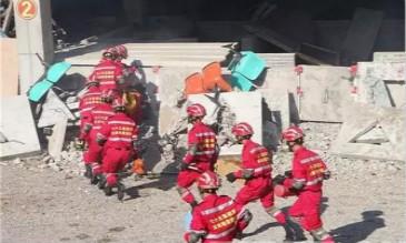 无人机地震救灾