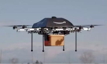 无人机扫描房子