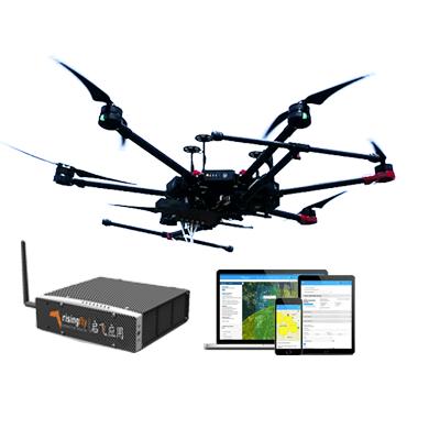 环保无人机 气体实时分析检测 解决方案