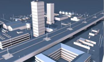 无人机倾斜摄影技术三维城市建模