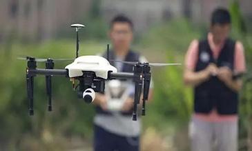 大疆植保无人机的作业面积大飞跃