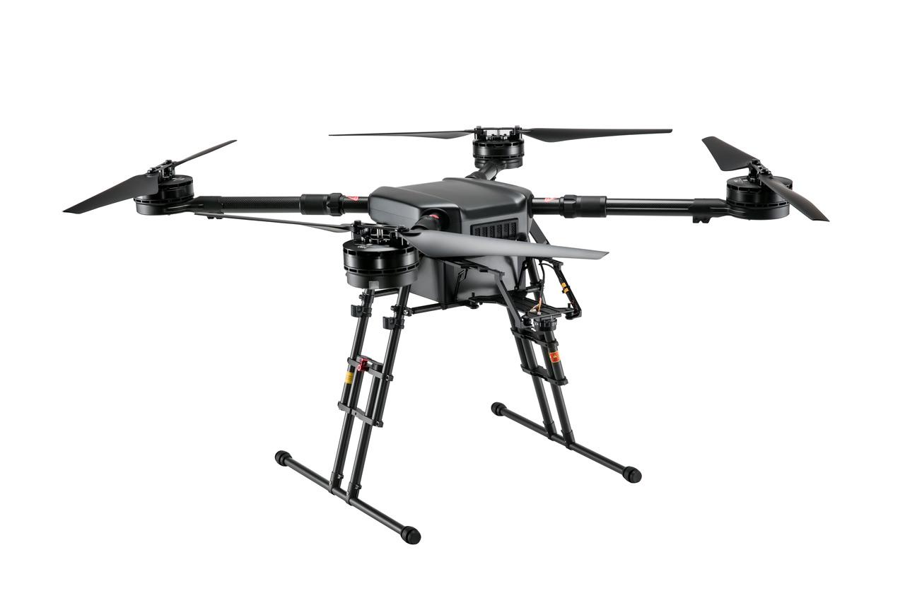 风云系列 防雨防尘大载重长航时工业级行业应用无人机