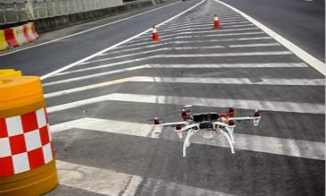 无人机如何参与交通管理