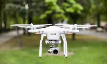 无人机在大气环境监测中的应用