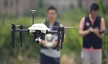 无人机大功率空中报警器